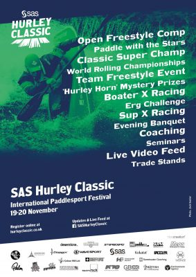Hurley Classic 2016 Poster